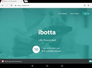 join ibotta