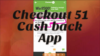 checkout 51 cash back app