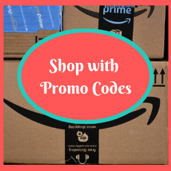 shop with promo codes on amazon