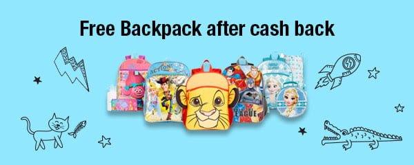 Free backpack money maker