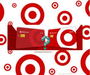 Target REDcard Credit Card VS Target REDcard Debit Card Review