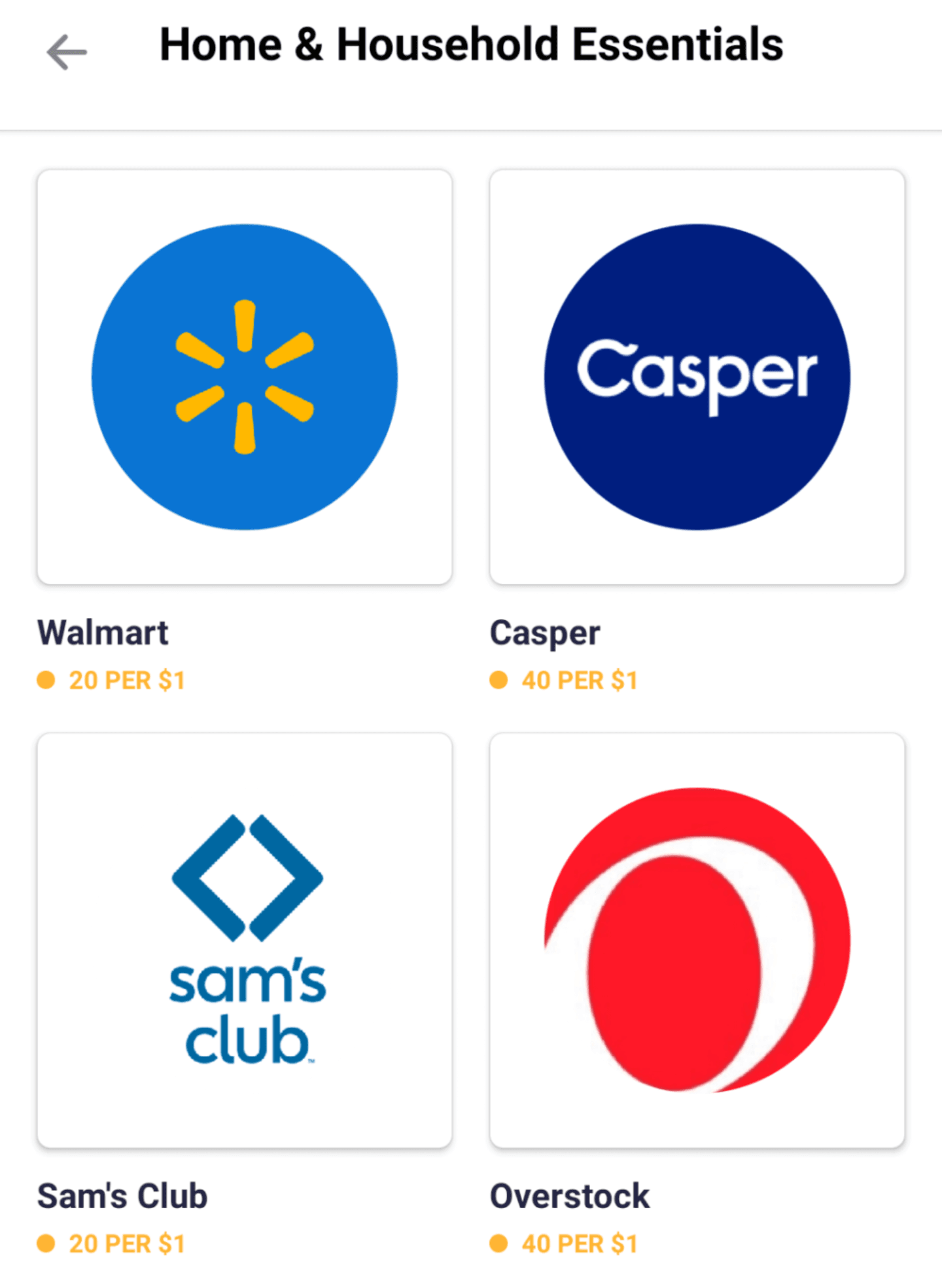 drop app savings