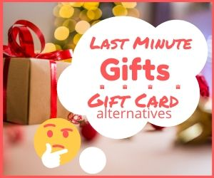 Easy to Get Last Minute Gifts