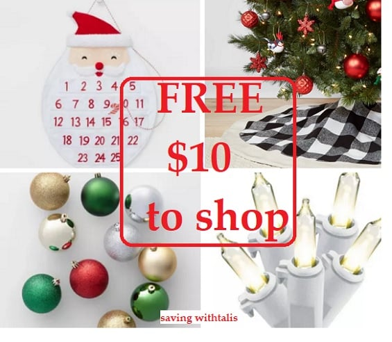 free holiday decor