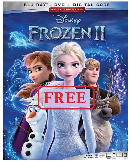 free frozen movie