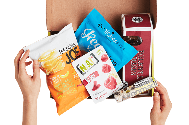 snacks from around the world subscription box