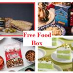 free food box