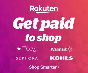 $10 Rakuten Sign Up Bonus