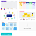 Canva free brainstorm templates