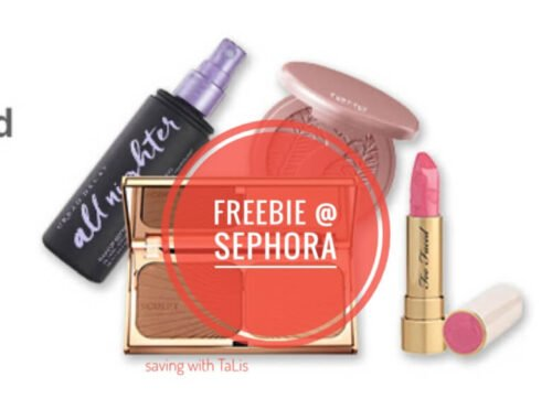 free offer at sephora