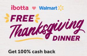 Free food for Thanksgiving Dinner