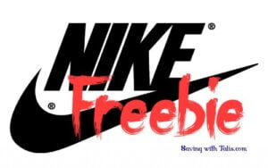 free offer at Nike