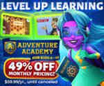 Adventure Academy discount