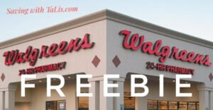 free TopCashback offer at Walgreens